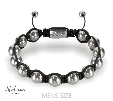 Nyt stål armbånd til mænd