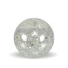 10mm crackle crystal
