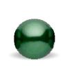 Magnetiske perle - grøn
