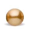 Magnetiske perle - guld