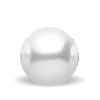 Magnetiske perle - hvid