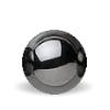 Magnetiske perle - sort