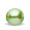 10mm. magnetiske sten - lyse grøn