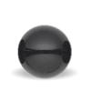 Mystic black Swarovski pearl - Sort Swarovski perle