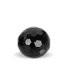 8mm sort Agat sten