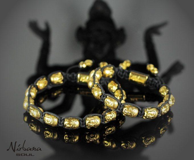 Buddha smykker i guld – visdommens kilde!