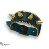 Vasari Læder armbånd X10 Blå 2