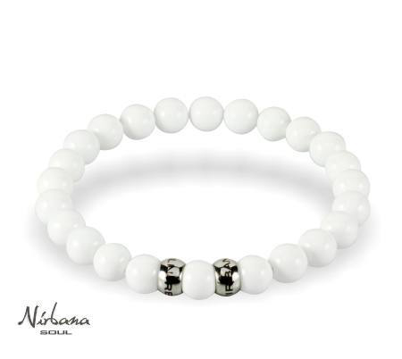 Classic white Armbånd til kvinder