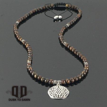 Image of   DtD Celtisk halskæde