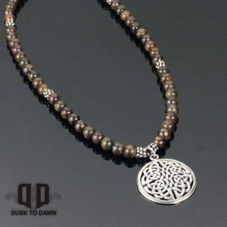 DtD Celtisk halskæde