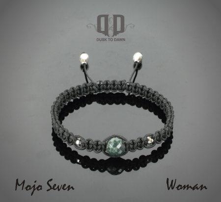 Dusk to Dawn Mojo Seven - Smaragd