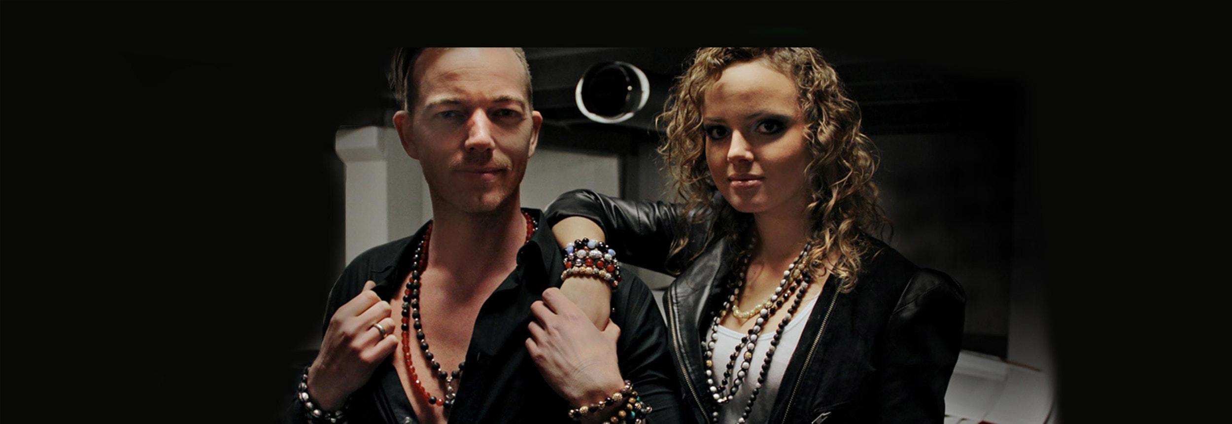De perfekte halskæder til mænd og kvinder