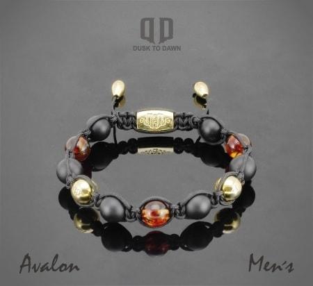 Image of   Dusk to Dawn armbånd - Avalon
