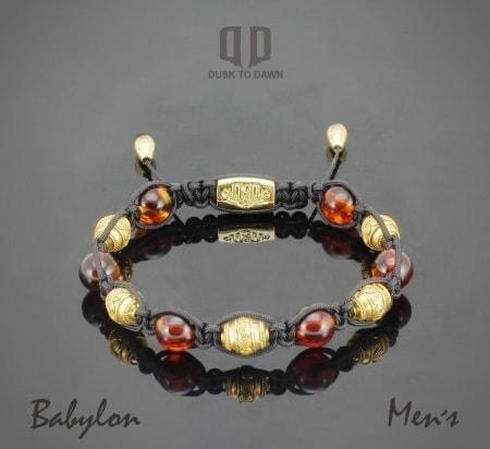 Image of   Dusk to Dawn armbånd - Babylon