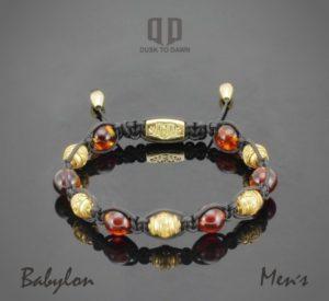 Dusk to Dawn armbånd - Babylon