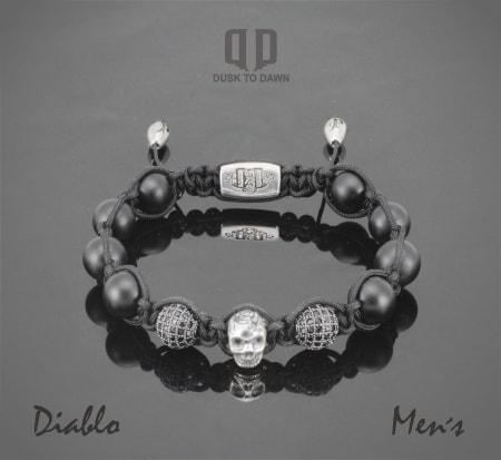Image of   Dusk to Dawn armbånd - Diablo