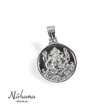 Ganesha mønt - Vedhæng