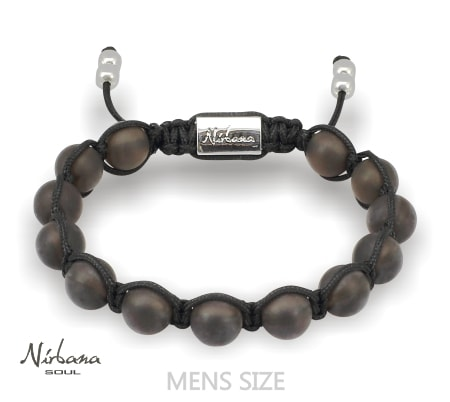 Image of   Smoky Quartz armbånd