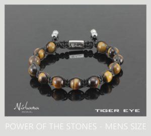 Tiger Eye armbånd