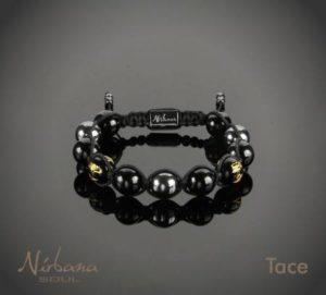 BIG12 Tace Armbånd