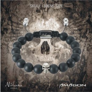 Skulls armbånd - Amagon