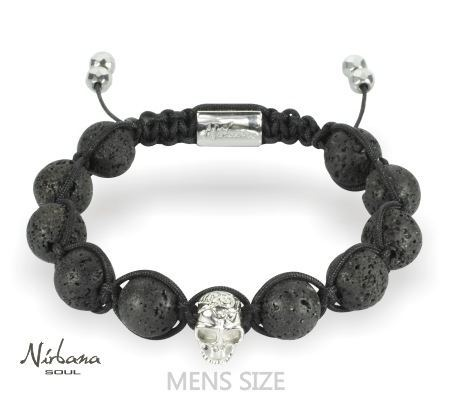 Image of   Skulls armbånd - Torill BIG12