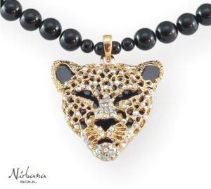 Tiger star halskæde