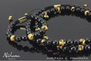 Draco gold bracelet