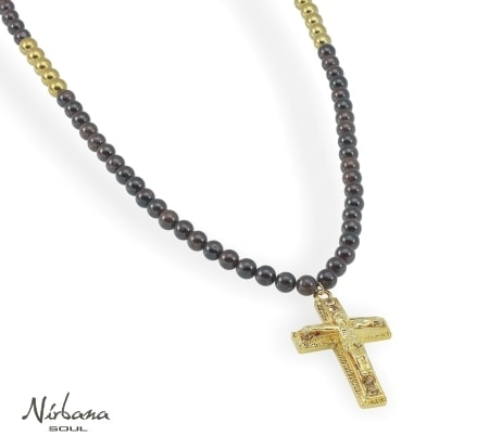 Image of   Croix necklace