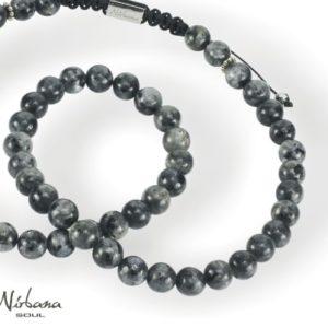 Power halskæde Månesten til Kvinder