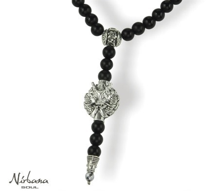 Komodo drage halskæde