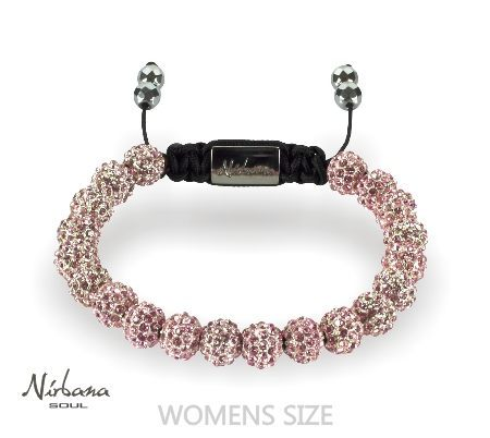 Image of   Odessa Pink armbånd