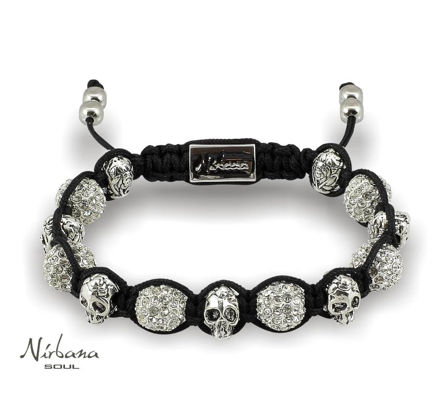 Image of   Skulls armbånd - Xia