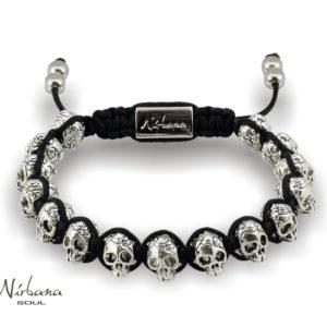 Skulls armbånd - Cinia