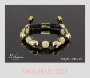 Skulls bracelet - Cialone