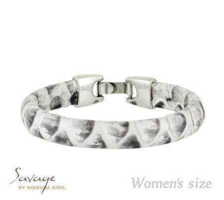 Savage Snake - White Python
