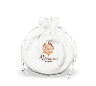 Hvid Smykkepose